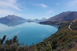lac Wakatipu, NZ