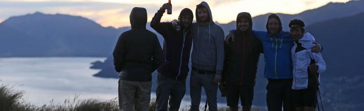 Tournage TVC Quechua / StudioOres (photos: T.Bevilacqua)